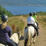 Argylle adventure horse riding