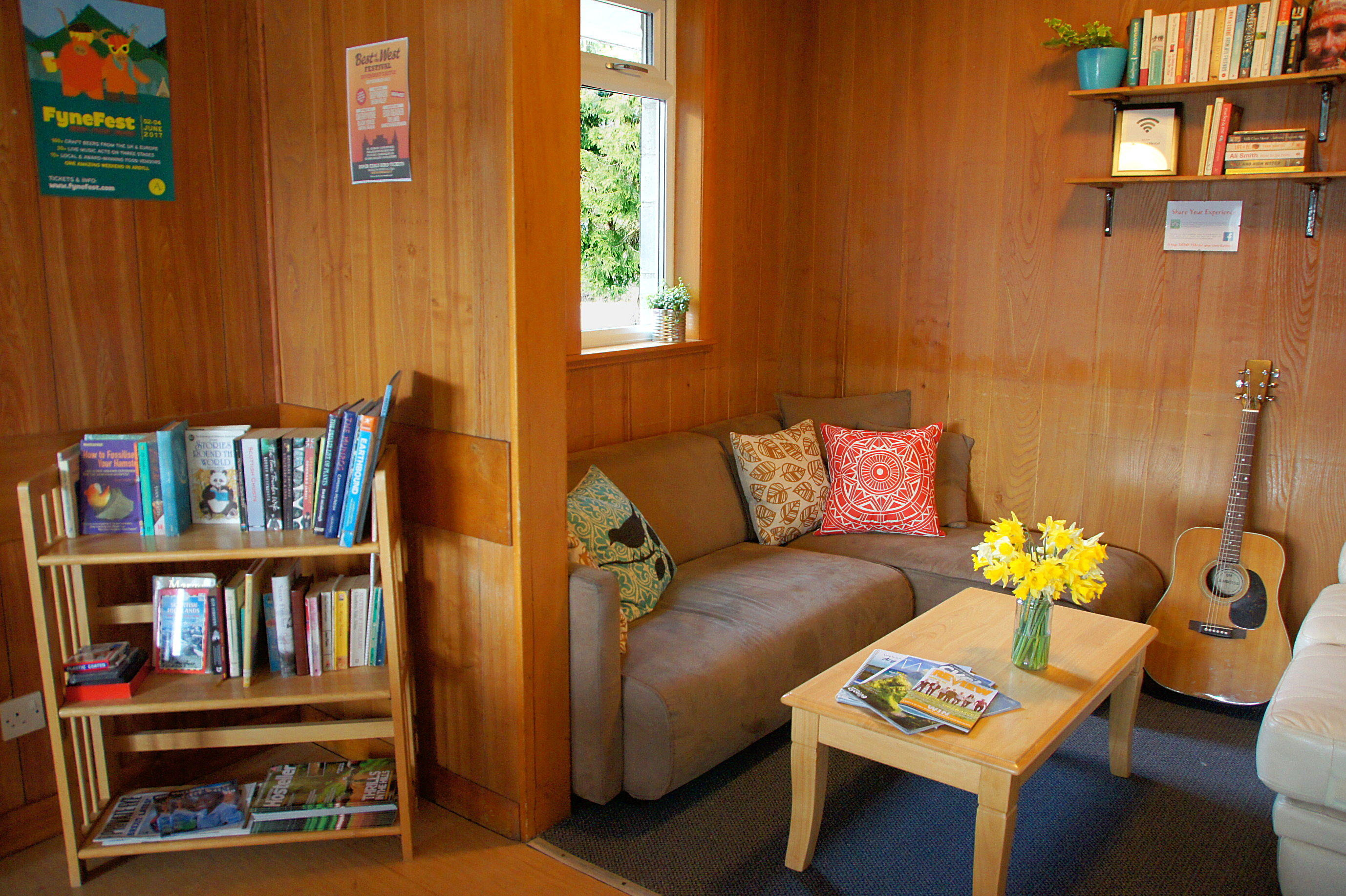 Wee Lounge Inveraray Hostel
